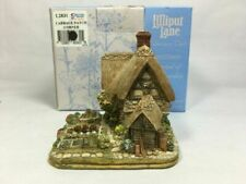 Lilliput Lane Cabbage Patch Corner L2831 Boxed With Deeds