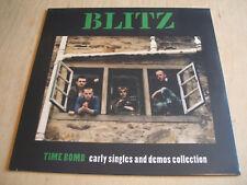 Blitz – bomba de tiempo colección de singles y demostraciones temprano Vinilo Lp uk82 Sellado Nuevo