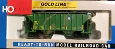 Walthers Gold Line MKT Trinity 100 ton cement covered hopper