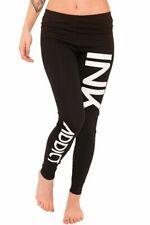 BRAND NEW InkAddict WOMENS INK Leggings BLACK / WHITE XSMALL-XLARGE TATTOO