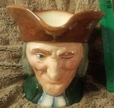 "Vintage Rare Royal Doulton Character Toby Pitcher Jug The Vicar of Bray 7"" *Nr*"