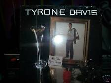 Tyrone Davis - For the Good Times - SEALED VINYL RECORD