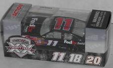 2011 DENNY HAMLIN #11 FedEx Freight 1:64