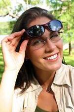 Jonathan Paul Aurora AR003S Fitover Sunglasses Claret Red Frame Grey Lens