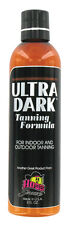24 Bottles of Ultra Dark Tanning Lotion by  Hoss Sauce 8oz - NEW!