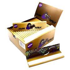SKUNK & RPBLK Rice Rolling Papers 108*45mm 20 Booklets=640 leaves