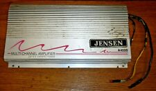Vintage Beat Jensen A4000 Multi-Channel Amplifier 100wx4 Mosfet Power Rough