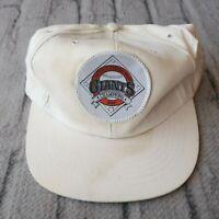Vintage 1987 San Francisco Giants Snapback Hat Cap Distressed 90s