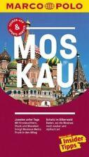 MARCO POLO Reiseführer Moskau von Gisbert Mrozek (Buch) NEU