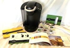 Keurig Elite B40 Brewing System Single Cup Coffee Black Machine Maker W/ Extras!