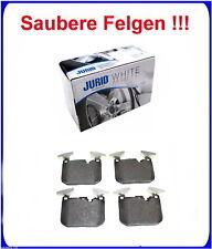 JURID White Keramik Bremsbeläge vorne BMW 1 2 3 4 i8 mit M Technik Brembo System