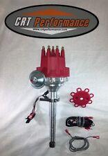 small cap FORD FLATHEAD 239 + 255 V8 HEI Distributor RED 1949-1953 FLAT HEAD