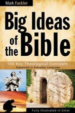 BIG IDEAS OF BIBLE By Mark Fackler **BRAND NEW**