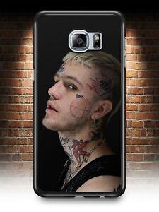LIL PEEP RAPPER 2 PHONE CASE SAMSUNG S3 S4 S5 S6 S7 EDGE S8 S9 S10 PLUS