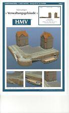 HMV 3465 (1:250) – Hafenanlagen Verwaltungsgebäude
