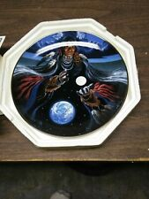 """New listing """" Spirit of the Universe """" Collector Plate Royal Doulton Ha2172 Charles Frizzell"""
