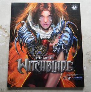 Witchblade (Art of) TPB $20.00 (2008, Image) NM+ UNREAD Michael Turner SILVESTRI