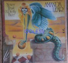 Vinyles disco Amanda Lear