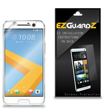 2X EZguardz Clear Screen Protector Shield HD 2X For HTC 10 Lifestyle