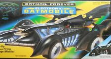 Batman Forever Electronic Batmobile -Rare