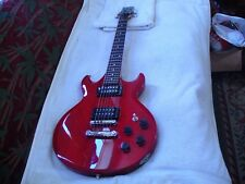 IBANEZ GAX70 RED RH 6-STRING GUITAR REBUILT AND SETUP PLAYS AND SOUNDS GREAT !