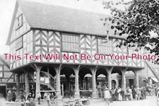 HR 100 - Market House, Ledbury, Herefordshire c1908 - 6x4 Photo