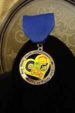 2014 San Antonio Youth Alternatives Fiesta Medal