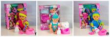 Lifelike Newborn Baby Boy Girl Interactive Talking Doll Kids Childrens Toy Play