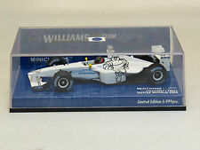 Williams F1 FW21 Testcar Michelin 2000 1/43 Minichamps nr 430990098