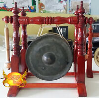 "Thai Gongs Ancient 5"" 3 pieces (Hand-made Handicrafts from Thailand)"