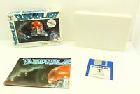 QUADRALIEN Commodore Amiga 500 1200 Game by Logotron Complete