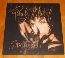 Paula Abdul Spellbound Poster 2-Sided Flat Square 1991 Promo 12x12