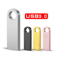 USB 3.0 Pen drive Metal Flash Drive Memory Stick U Disk 8GB16GB 32GB 64GB 128GB