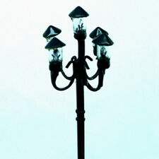 HO Scale Street Lamps for Landscape Model Making Street or Park Lamps 1to87 1:87