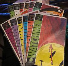 Alan Moore's Opus Watchmen 1-12 * Complete Set