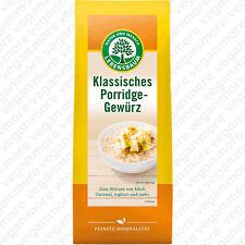 Lebensbaum Bio klassisches Porridge-Gewürz, 45 g Beutel | Gewürzmischung | vegan