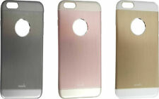 Moshi iGlaze Armour Case for iPhone 6 & iPhone 6 Plus Rose Gold Silver Gold Grey