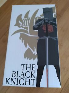 Monty Python and the Holy Grail Black Knight Talking Premium Motion Statue