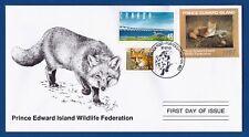 Canada (PEI03) 1997 Prince Edward Island Wildlife Federation Stamp FDC
