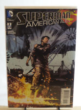SUPERMAN AMERICAN ALIEN #2 1:25 TOMMY LEE EDWARDS VARIANT COVER DC COMICS 2015