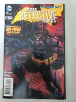 BATMAN DETECTIVE COMICS #19 (2013) DC 52 COMICS GIANT-SIZE 80-PAGES! FABOK ART!