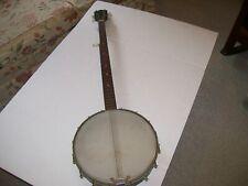 Silver tone banjo 5 string some restoration needed