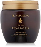LANZA Keratin Healing Oil Intensive Hair Masque, 7.1 oz
