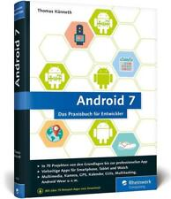 Android 7 - Thomas Künneth - 9783836242004 DHL-Versand PORTOFREI