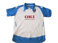 Maillots de football de clubs anglais bleus