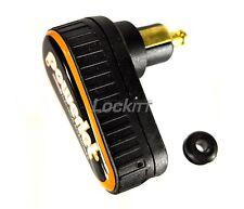 Euro Style Powerlet 90 Degree Angle Low Profile 12v Plug PPL-008