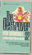 The Destroyer Killer Chromosomes #32 1978 by Richard Sapir & Warren Murphy