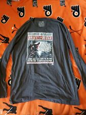 Loot Crate DX Exclusive SPIDER-MAN Daily Bugle : 3XL Long Sleeve T-Shirt  : NEW