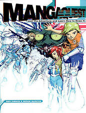 Good, Mangaquest: Join the Adventure and Learn How to Draw it, Ben Gibson, Serge