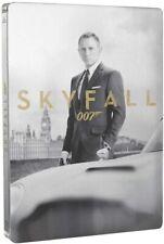 Skyfall James Bond Steelbook blu ray Neu Unter Boden (wie Cellophantüten